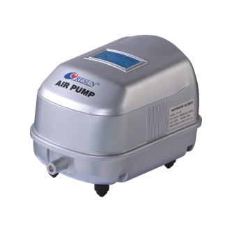Одноканальный компрессор для аквариума