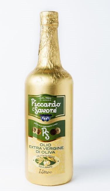 Оливкова масло преміум класу Piccardo i Savore Medium Fruttato Equilibrato Extra Vergine 1 л.