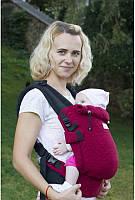 Май-рюкзак DI SLING Adapted Raspberry (2 размер), фото 1