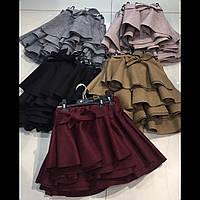 Детские юбки для девочек оптом  ИТАЛИЯ
