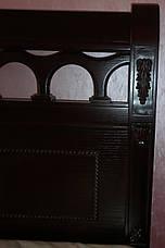 """Кровать двуспальная из массива ясеня  """"Анжелика"""", фото 3"""