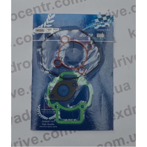 Прокладки вод.головки 2Т PIAGGIO NRG 50-80сс код EV-0265