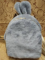 Новый Женский рюкзак искусств кожа с Мех качество городской спортивный стильный (только ОПТ), фото 1