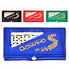 Домино M 0002, карманное, в чехле, 5, 7-18, 5-38, 3см