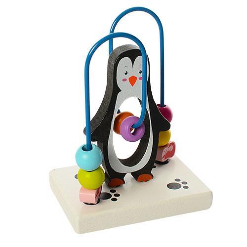 """Пальчиковий лабіринт """"Пінгвін"""", Woody"""