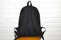 Городской рюкзак, для тренировок, портфель New Balance, нью бэланс. Серый с черным. Vsem