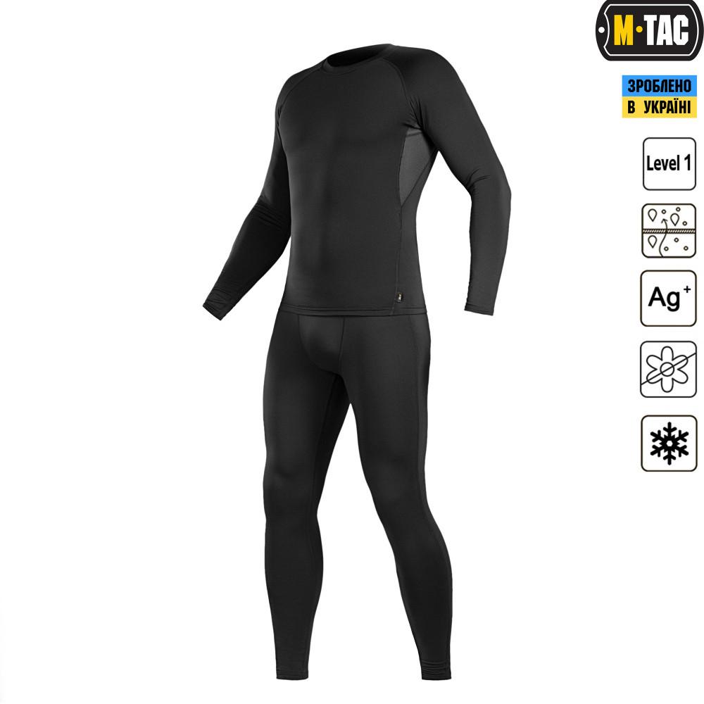 ТЕРМОБІЛИЗНА M-TAC THERMOLINE BLACK Size M
