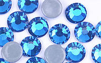 Камни Crystal Stone(HF).Цвет Caprie Blue ss16(4mm).Цена за 100шт
