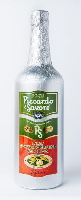 Оливковое масло премиум класса Piccardo i Savore Fruttato Intenso Extra Vergine 1 л.