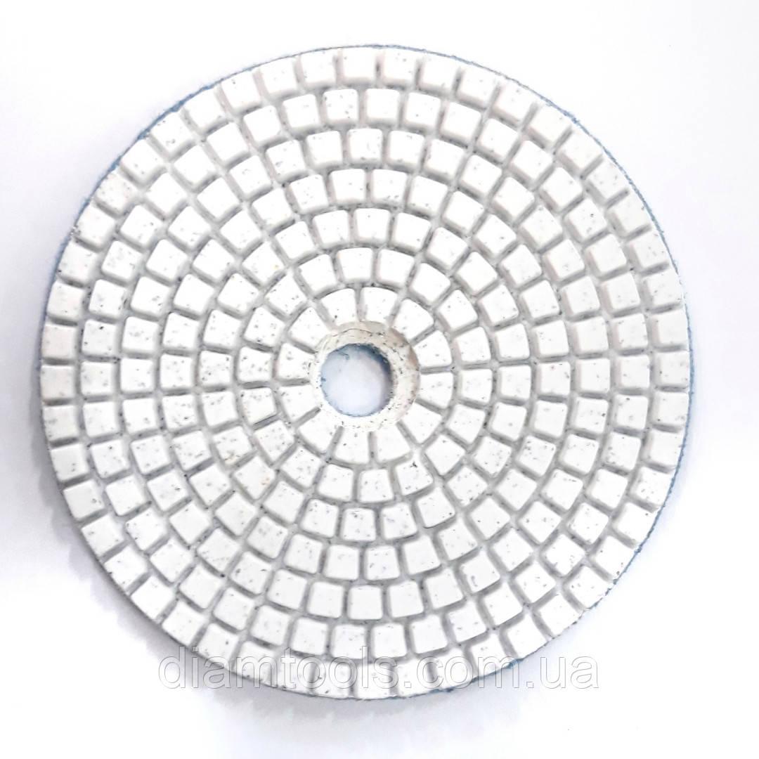 Гибкий полировальный круг черепашка 100мм (D10036)