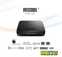 Mecool KM9 Voice Control TV Box Amlogic S905x2, 4Gb+32Gb
