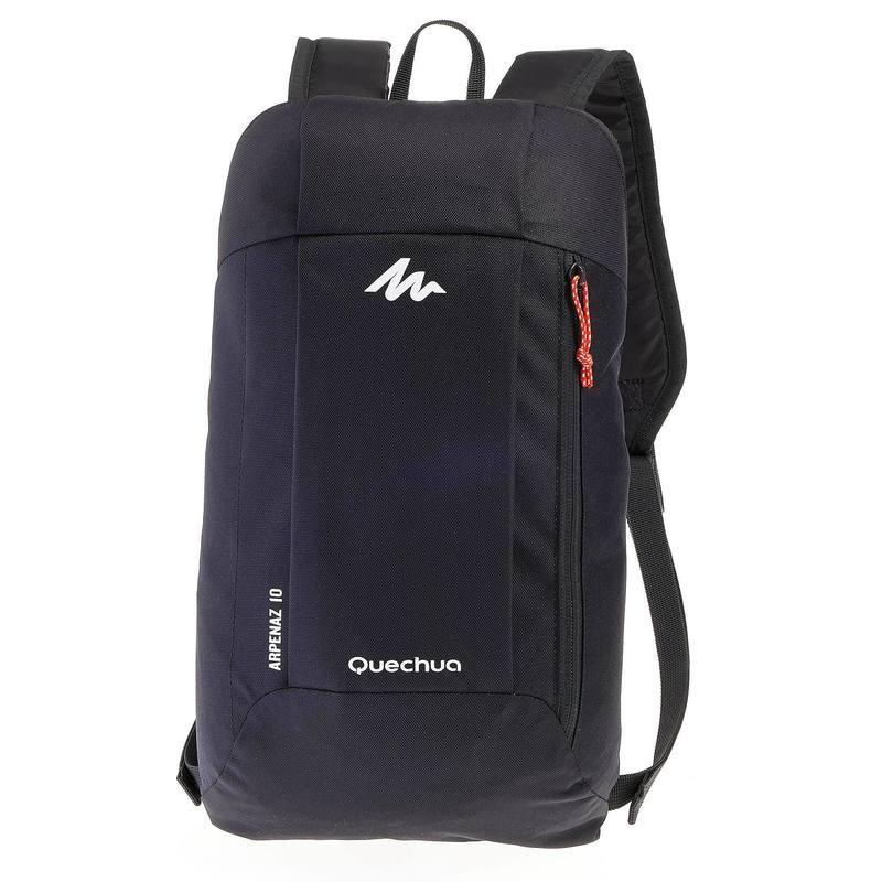 Спортивный рюкзак QUECHUA 10L, черный, фото 2