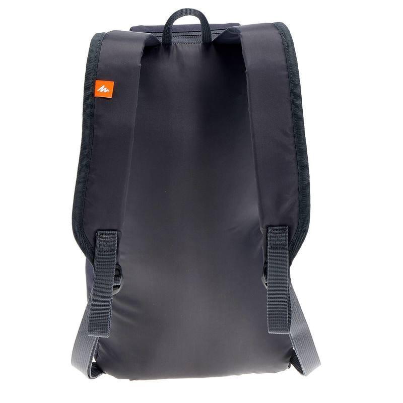 Спортивный рюкзак QUECHUA 10L, черный, фото 3