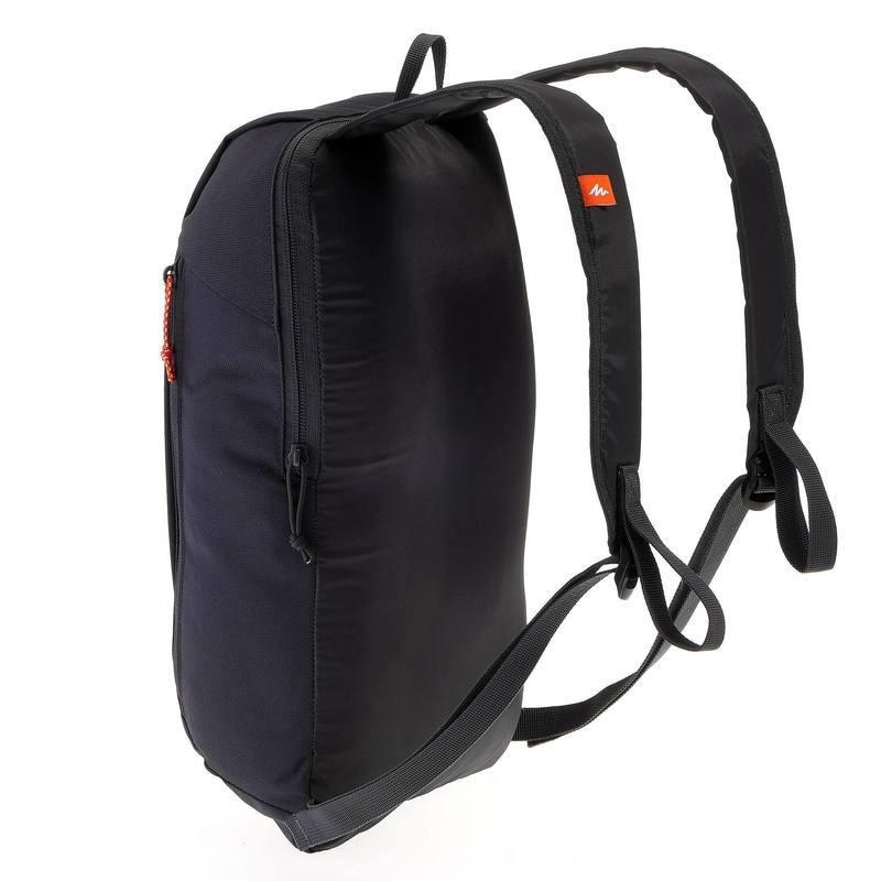 Спортивный рюкзак QUECHUA 10L, черный, фото 5