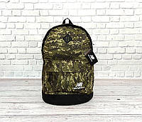 Рюкзак в стиле New Balance хаки