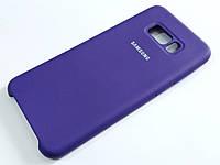 Чохол Silicone Case Cover Samsung Galaxy S8 Plus g955 фіолетовий