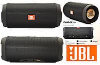 Портативная колонка JBL Charge J3 черная Bluetooth,AUX,MicroSD реплика