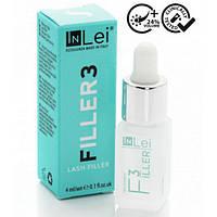 Поживний склад In Lei Filler3, 4 мл для ламінування вій