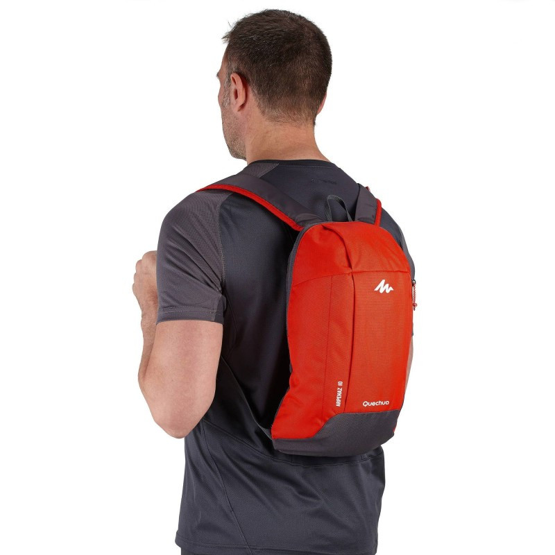 Спортивный рюкзак QUECHUA 10L, красный, фото 2
