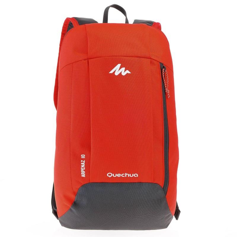 Спортивный рюкзак QUECHUA 10L, красный, фото 3