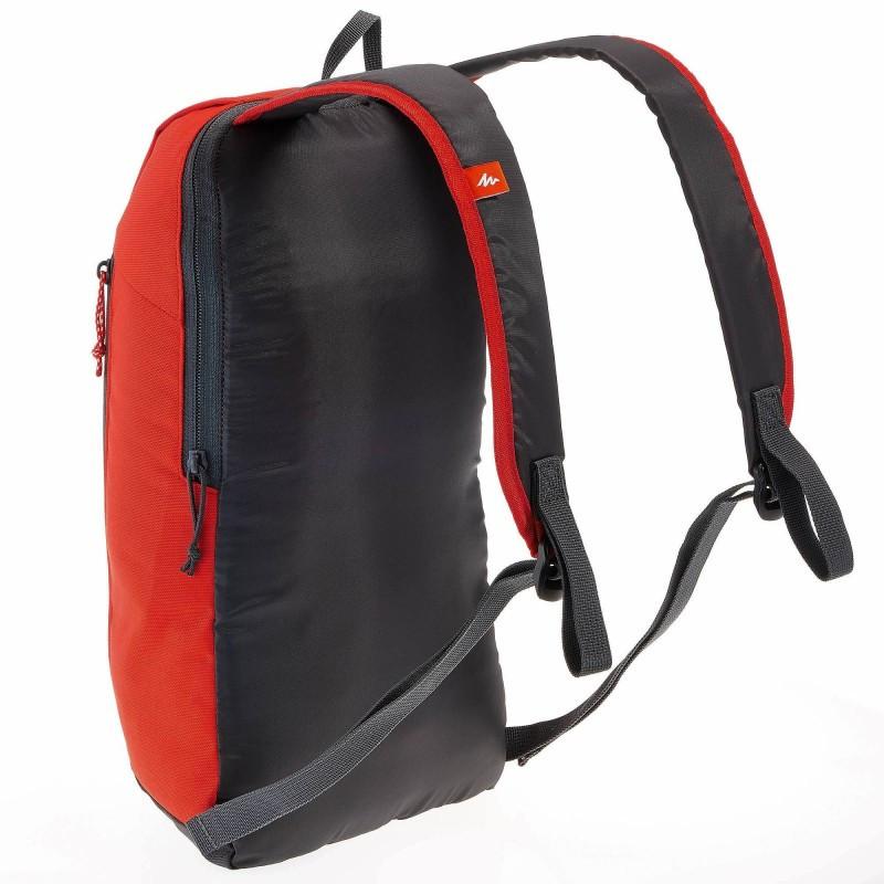 Спортивный рюкзак QUECHUA 10L, красный, фото 4