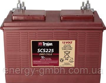 Аккумулятор двойного назначения TROJAN SCS 225(Minn Kota)
