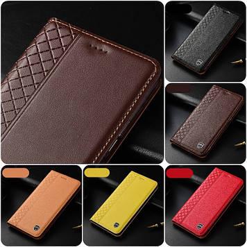 """Nokia Lumia 1320 оригинальный кожаный чехол книжка из натуральной кожи магнитный противоударный """"BOTTEGA V"""""""