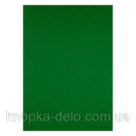 """Обложка картонная """"под кожу"""" ( 50 шт)., зеленая"""
