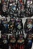 Детская двойная перчатка с накаткой на мальчиков тм Корона