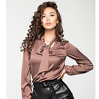 Женская блузка из шелка., фото 1