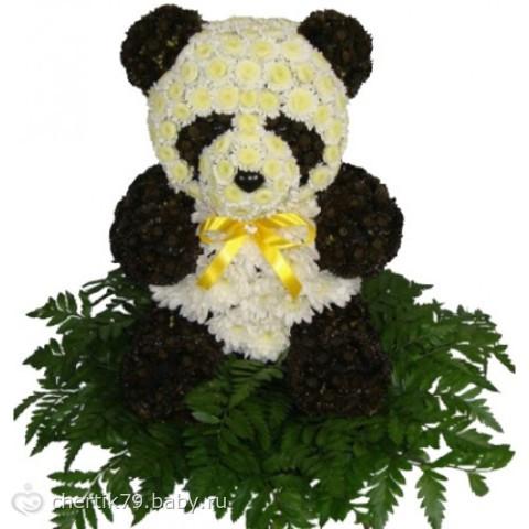 Квіти у вигляді іграшок з доставкою