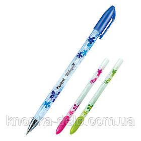 Ручка шариковая Axent Milagro AB1011-02-A, синяя, 0.5 мм