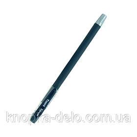 Ручка гелевая Axent Forum AG1006-01-A, чёрная, 0.5 мм