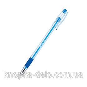 Ручка шариковая Axent Fest AB1000-02-A, синяя, 0.5 мм