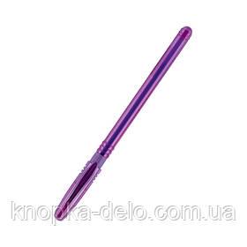 Ручка шариковая Axent Fest AB1000-11-A, фиолетовая, 0.5 мм