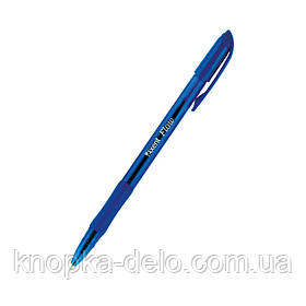 Ручка масляная Axent Flow AB1054-02-A, синяя, 0.7 мм