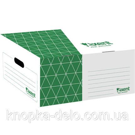 Короб для боксов архивных Axent 1734-04-A зеленый, фото 2