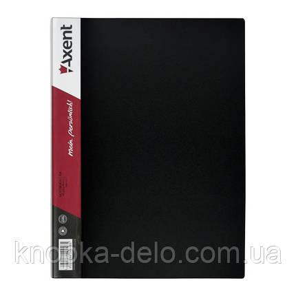 Дисплей-книга Axent 1060-01-A А4, 60 файлов, фото 2