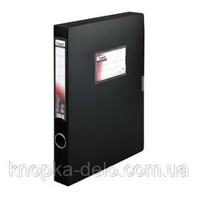 Папка-коробка Axent 1736-01-A, А4