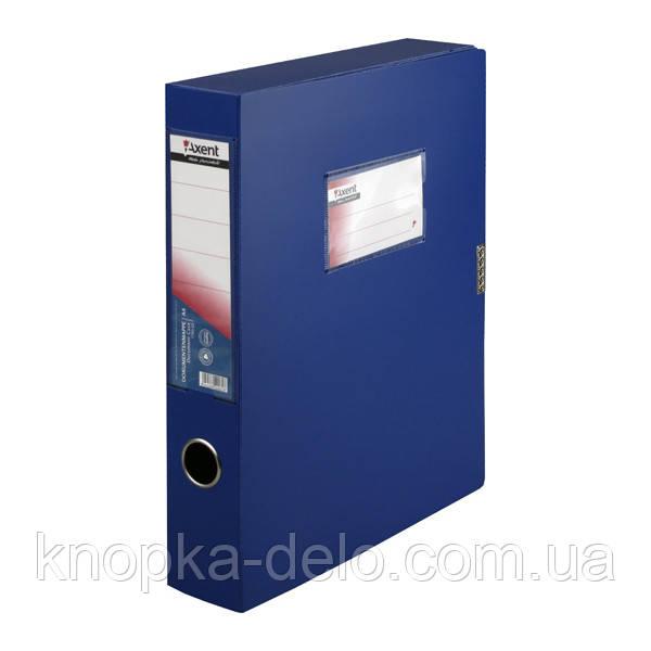 Папка-коробка Axent 1760-02-A, А4