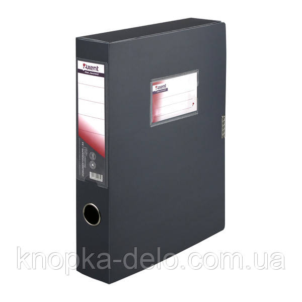 Папка-коробка Axent 1760-03-A, А4