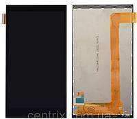 Дисплей (экран) для HTC Desire 620G Dual Sim + тачскрин, цвет черный