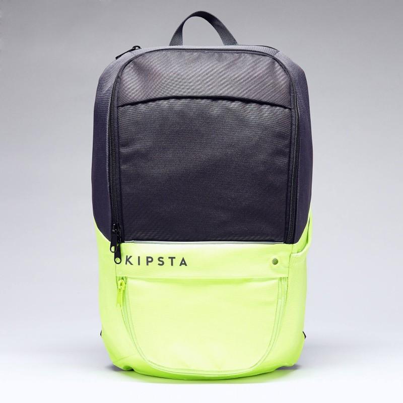 Спортивный рюкзак KIPSTA 17L, черный+салатовый, фото 2