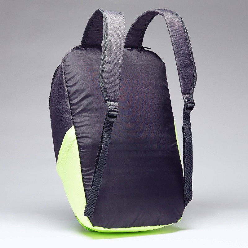 Спортивный рюкзак KIPSTA 17L, черный+салатовый, фото 3
