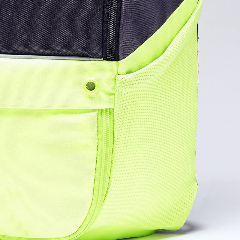 Спортивный рюкзак KIPSTA 17L, черный+салатовый, фото 4