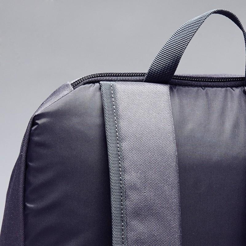 Спортивный рюкзак KIPSTA 17L, черный+салатовый, фото 6