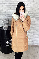 Куртка женская пуговицы Missfofo, фото 1