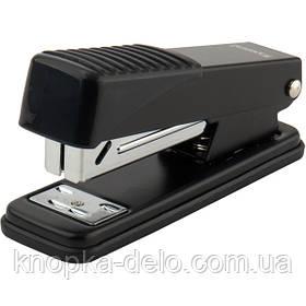 Степлер Axent Exakt-2 4925-01-A металлический, №24/6, 25 листов, черный