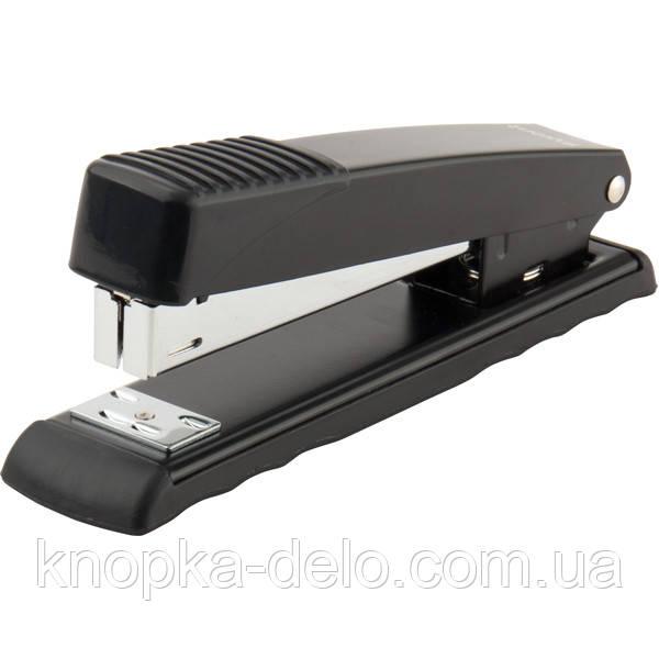 Степлер Axent Exakt-2 4927-01-A металлический, №24/6, 25 листов, черный