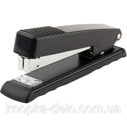 Степлер Axent Exakt-2 4927-01-A металлический, №24/6, 25 листов, черный, фото 2